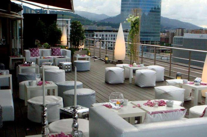 Bilbao vanguardia y tradici n homelifestyle magazine - Restaurante hotel domine bilbao ...