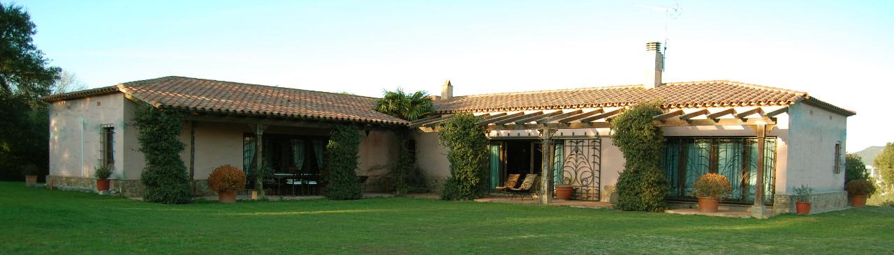 Casas con estilo rustico cool estilo rstico ingls - Casas estilo rustico ...