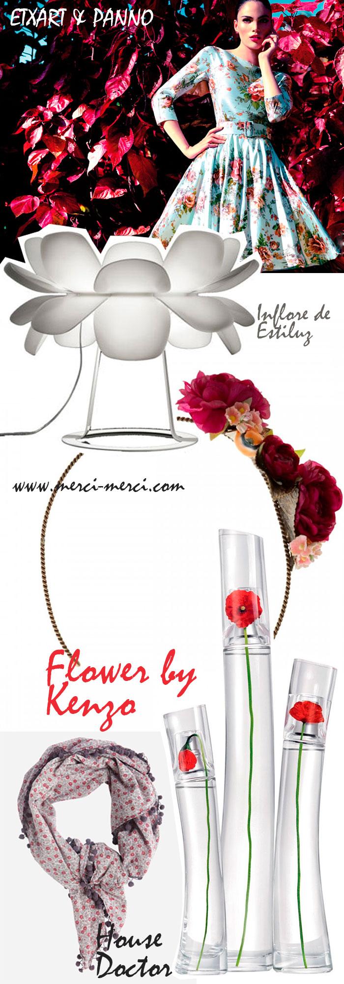 FLOWER BY KENZO, ETXART & PANNO, MERCI MERCI, ESTILUZ