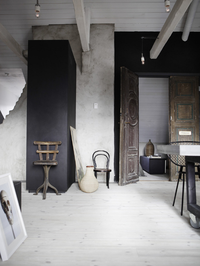 Casa en Estocolmo