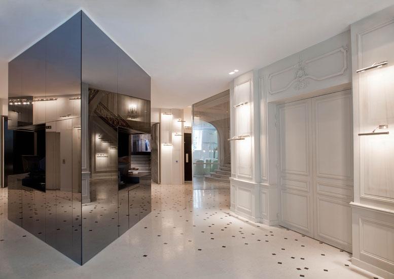 Hotel Le Maison Champs Elysées, por Martin Margiela-2