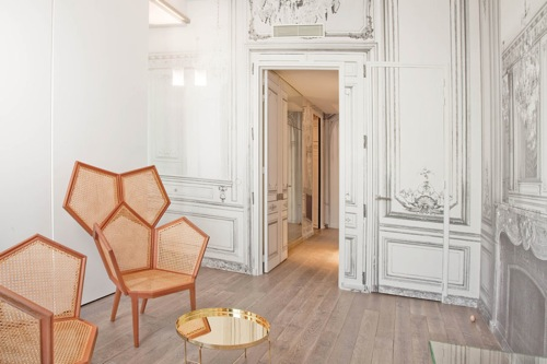 Hotel Le Maison Champs Elysées, por Martin Margiela