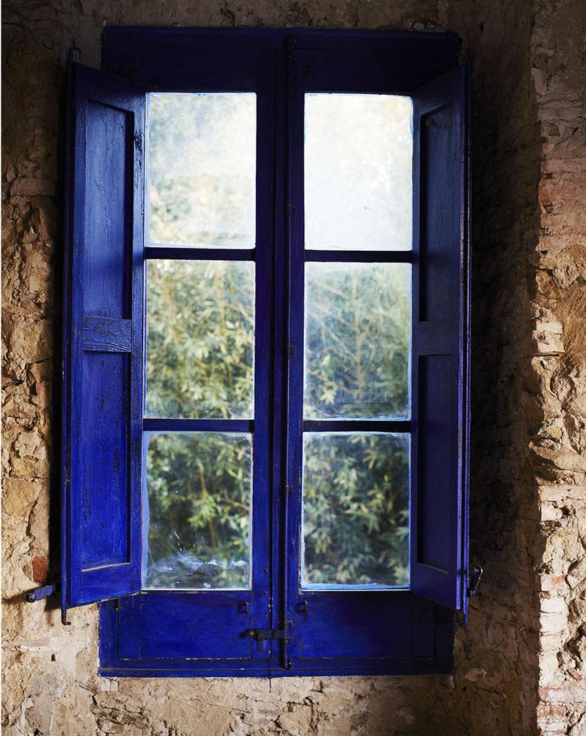 Inspiración azul