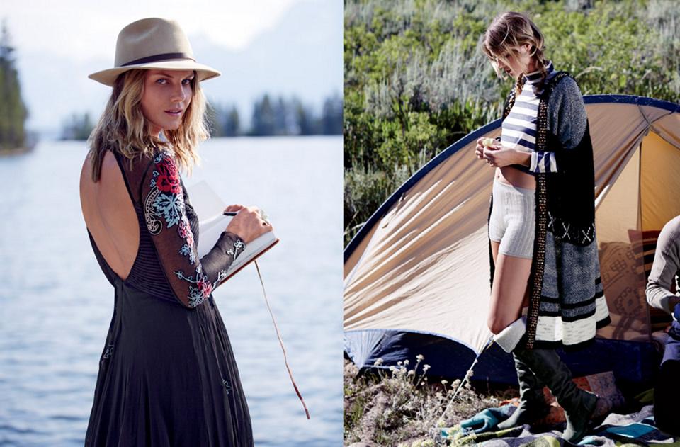 Moda: Otoño salvaje con Free People