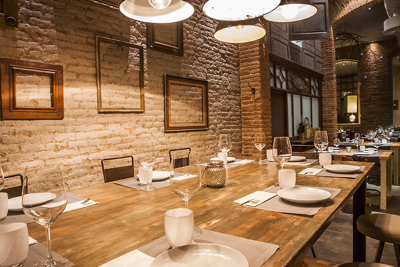 Restaurante Llamber