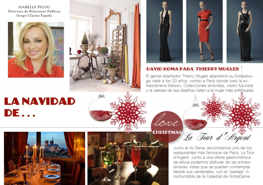 La Navidad de Isabelle Picou