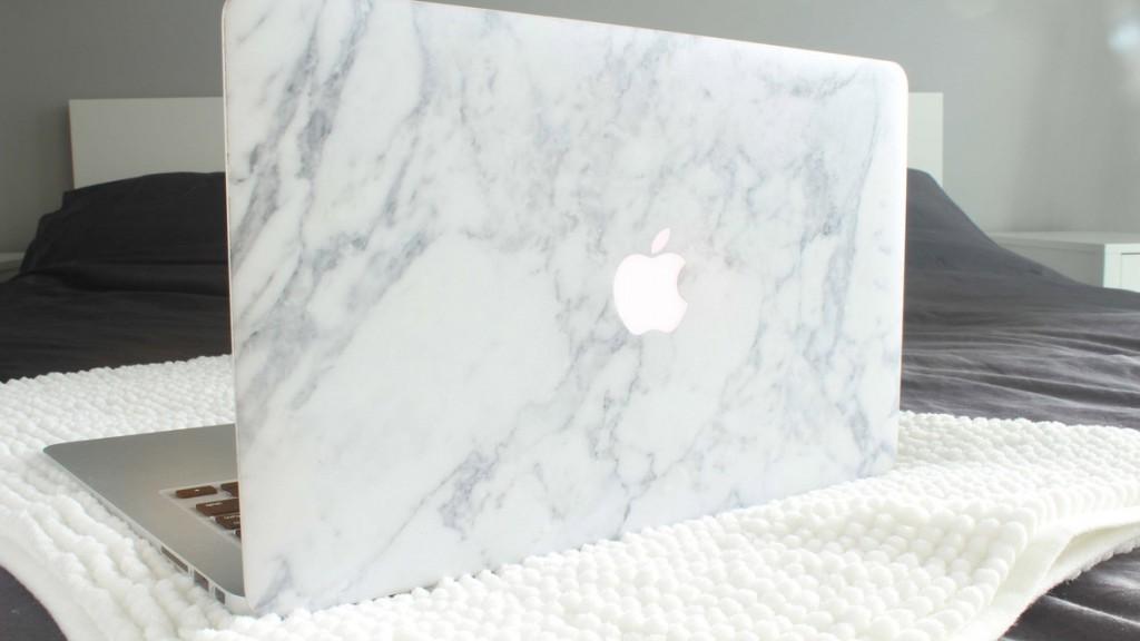 Marble MacBook
