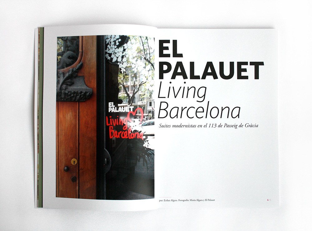 HOMELIFESTYLE_COVER_PAPER_EDITION_EL_PALAUET_BARCELONA