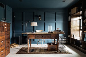 HomeLifeStyle-Magazine-Casa-en-Nueva-York-estudio