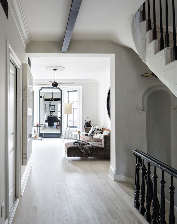 HomeLifeStyle-Magazine-Casa-en-Nueva-York-stairs