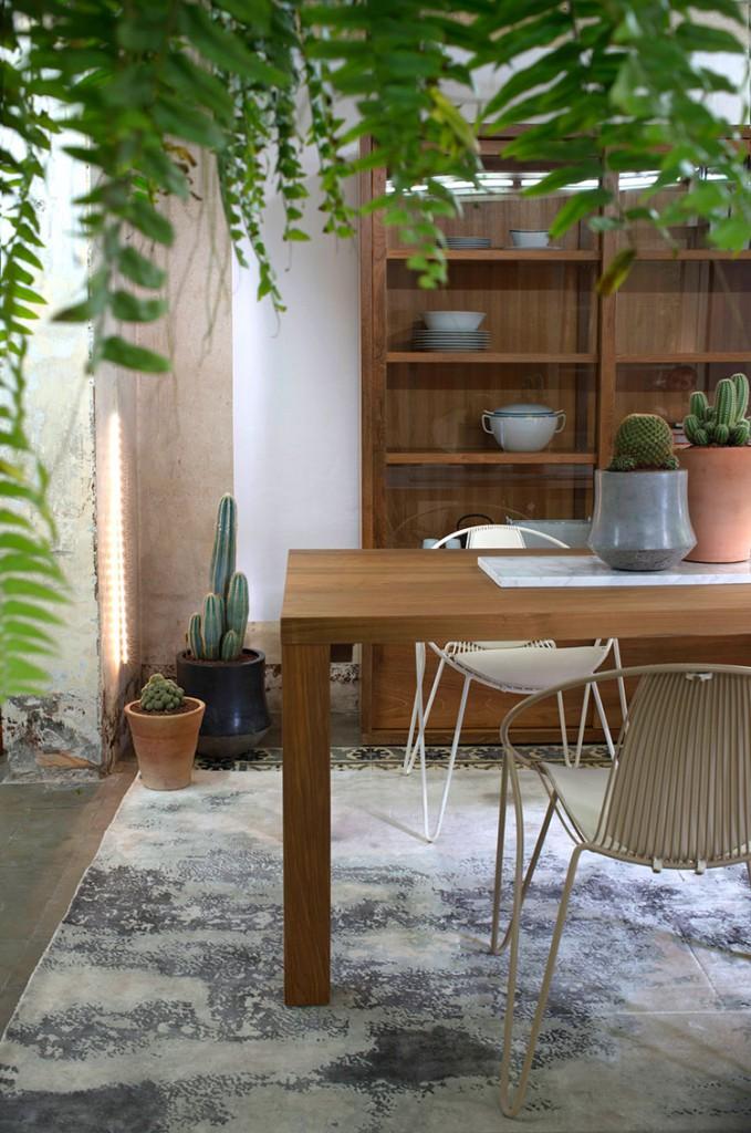 HomeLifeStyle-Magazine-Loft-Botanic-detalle-comedor