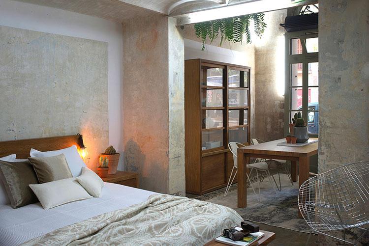 HomeLifeStyle-Magazine-Loft-Botanic-dormitorio
