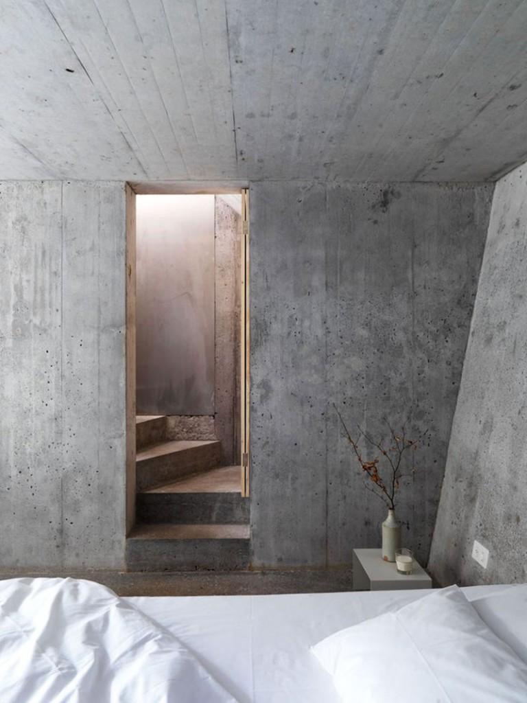 Homelifestyle-Magazine-Refugio-entrada-Dormitorio