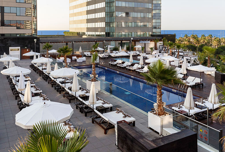 Purobeach-Barcelona-Hilton-Diagonal-Mar-BCN-HomeLifeStyle-Magazine