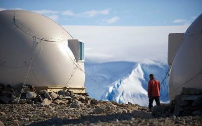 white-desert-camp-exterior