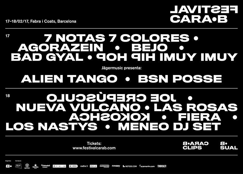 Festival-CaraB-2017-cartel