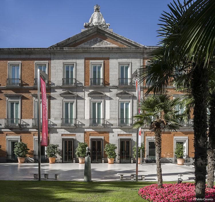 Museo-Thyssen-Bornemisza-Hotel-en-la-Castellana