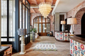 hotel-soho-house-barcelona-hall