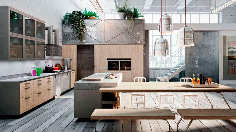 Cocinas-integradas-ecológicas-HomeLifeStyle-Magazine-Snaidero
