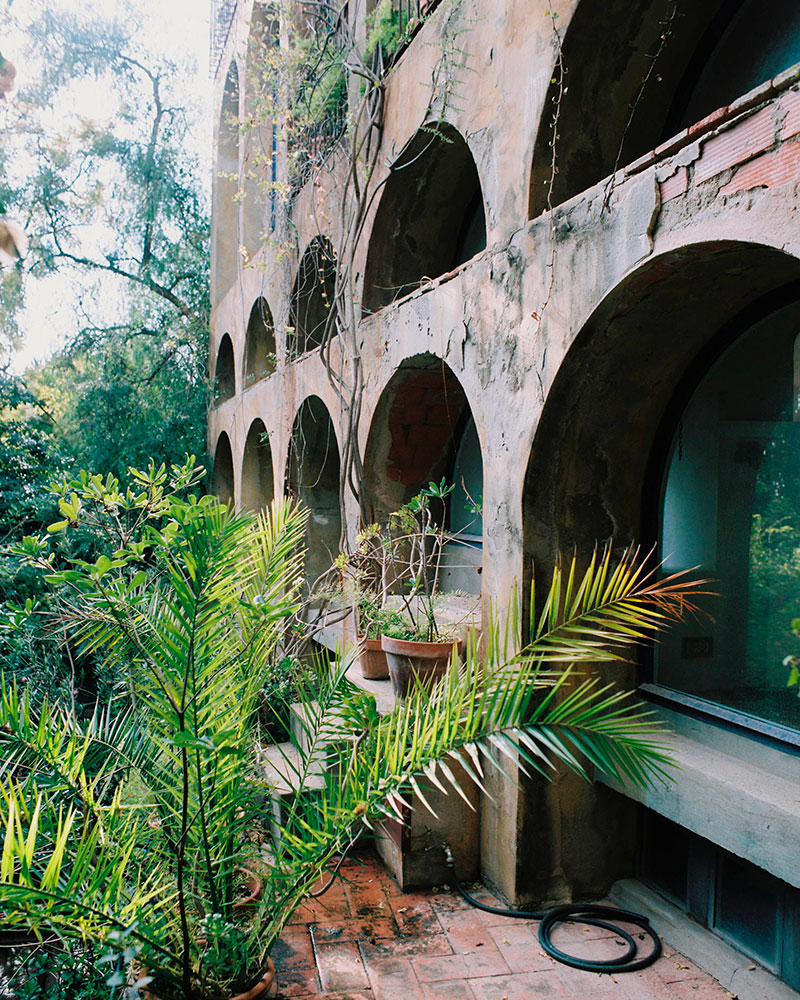 casa-de-Xavier-Corberó-palmeras-homelifestyle-mag