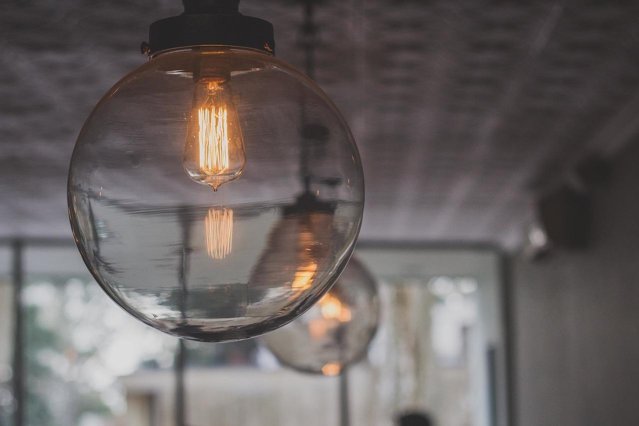 elegir una lámpara de techo