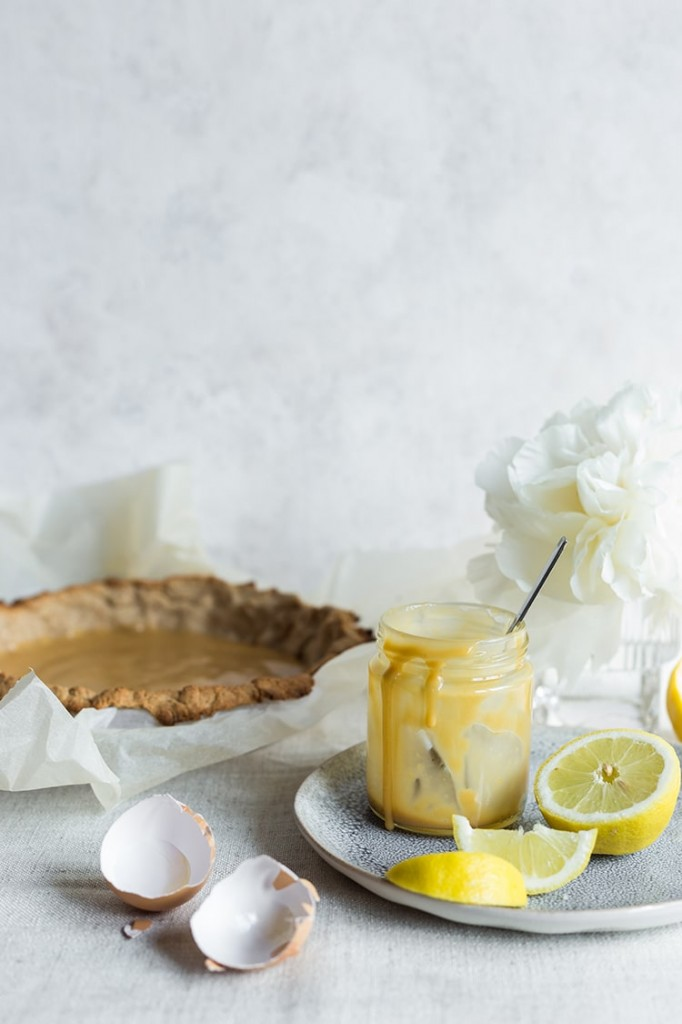 Receta lemon pie ecologico