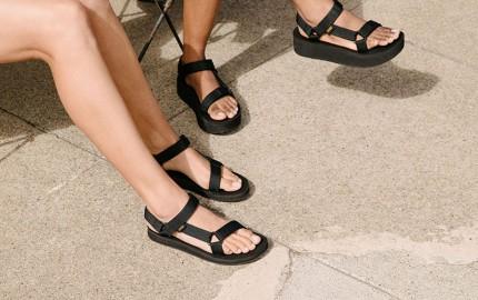 sandalias teva sencillas